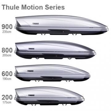 Thule Motion XL (800) – Schwarz glänzend - 2