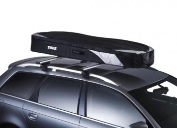 faltbare Auto Dachbox von Thule