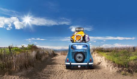 Autodach für den Urlaub sicher beladen