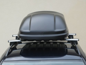 kompakte Dachbox