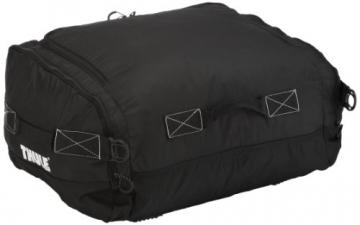 speziell geformte Tasche für die Spitze der Dachbox