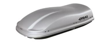 FARAD Marlin F3 400 L (N/8) – Grau -